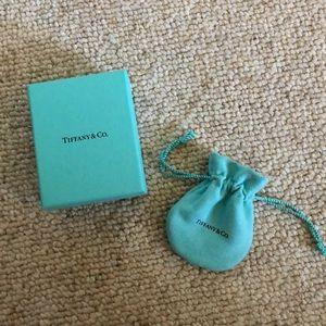 Tiffany & Co. Box & Bag